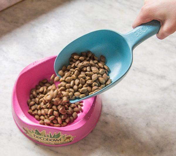 Zajemalka s hrano