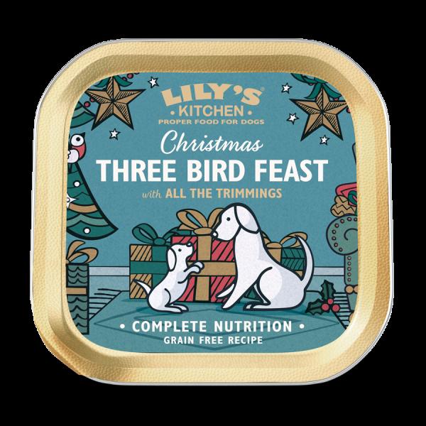 Božična večerja za pse 150g