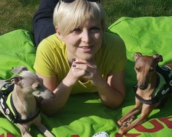 Helena Kotnik: 'Biti prostovoljec s psom je način življenja.'