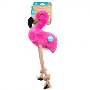 Flamingo Fernando eko pasja igračka