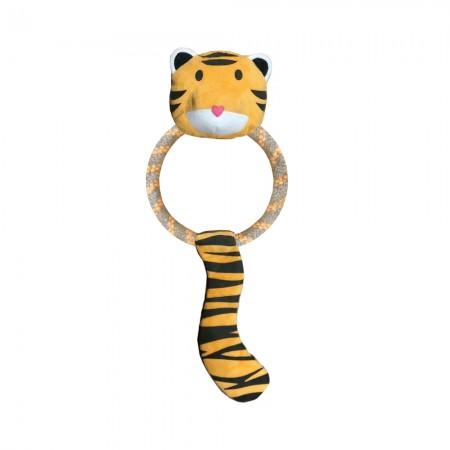 Tigrica Tilly eko igračka s piskačem