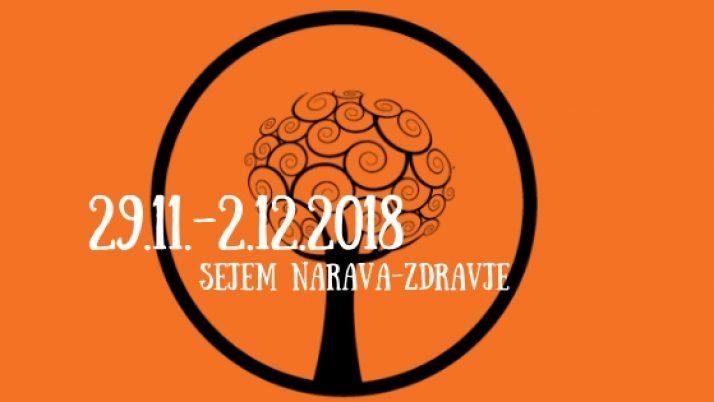 Tudi letos nas lahko obiščete na sejmu Narava-zdravje!