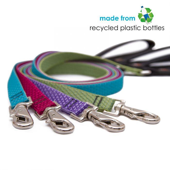 Eko povodec iz recikliranih plastenk Lupine