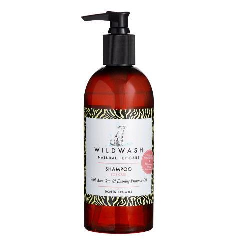 WildWash PRO Cat Shampoo 300ml