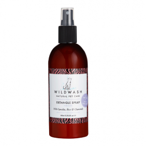 Wildwash PRO - cat detangle spray
